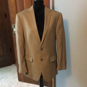 Chaps Gold Suit Jacket